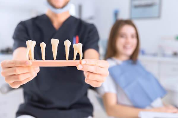 Impianto dentale garantito
