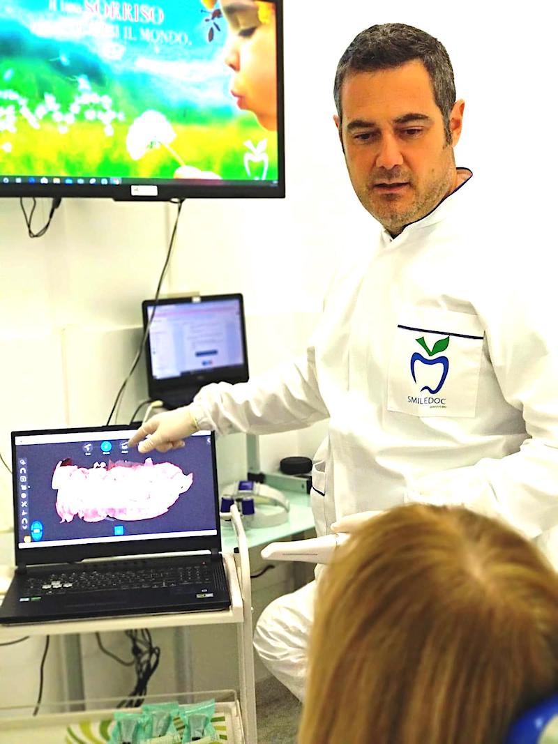 Scanner Intraorale: lo strumento che semplifica la vita dal dentista?